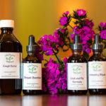 Herbal Remedies Tinctures